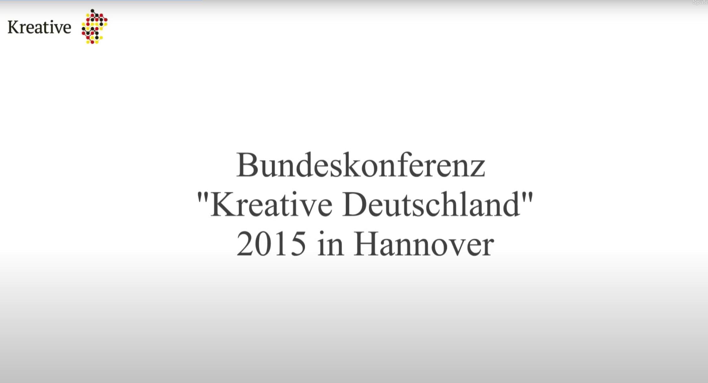 Bundeskonferenz Hannover 2015