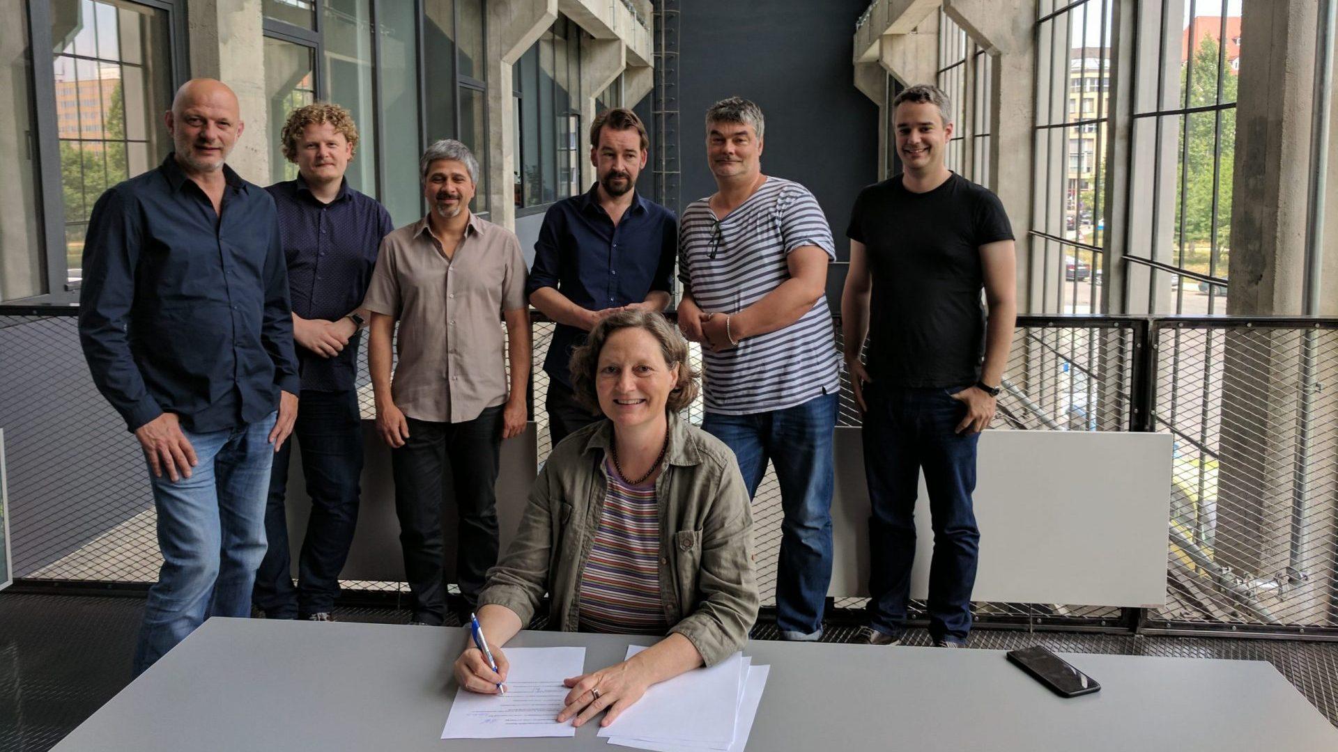 Kreative Deutschlands gründen Bundesverband der Kultur- und Kreativwirtschaft